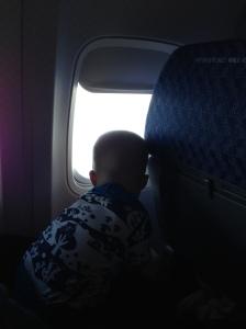 Det er spennende å fly!